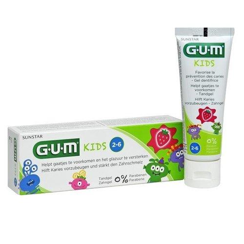GUM GUM Kindertandpasta kids - 75ml