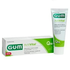 GUM GUM Activital tandpasta - 75ml