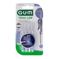 GUM Trav-ler ragers 0,6 mm lavendel - 4st