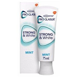 Sensodyne Sensodyne Tandpasta proglasur strong & white - 75ml