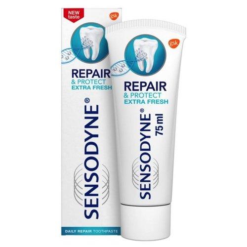 Sensodyne Sensodyne Tandpasta repair & protect extra fresh - 75ml