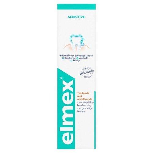 Elmex Elmex Tandpasta sensitive  - 75ml