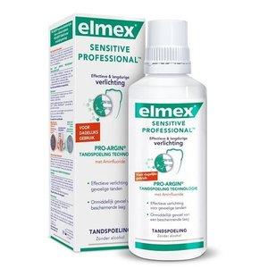 Elmex Elmex Tandspoeling sensitive professional - 400ml