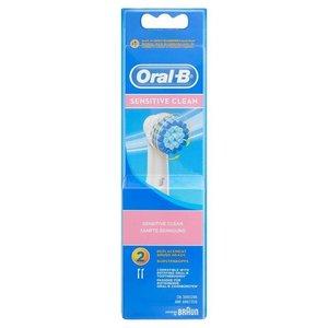 Oral B Oral B Opzetborstel EBS17 sensitive - 2st