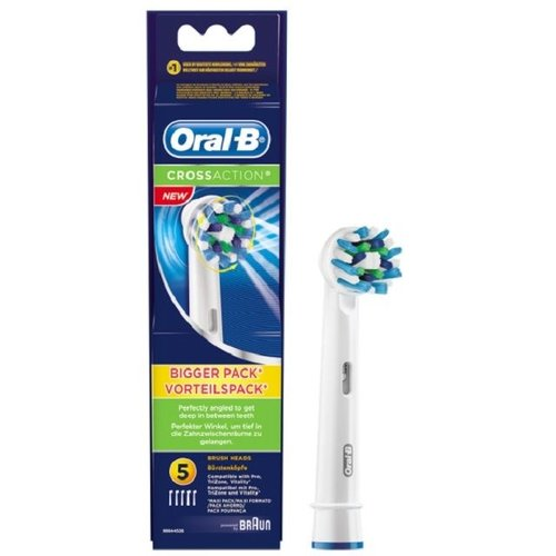 Oral B Oral B Opzetborstel EB50 cross action - 5st