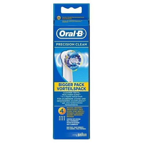 Oral B Oral B Opzetborstel EB20 precision clean - 4st