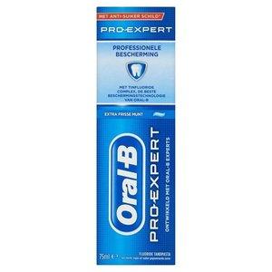 Oral B Oral B Tandpasta pro expert professionele bescherming - 75ml
