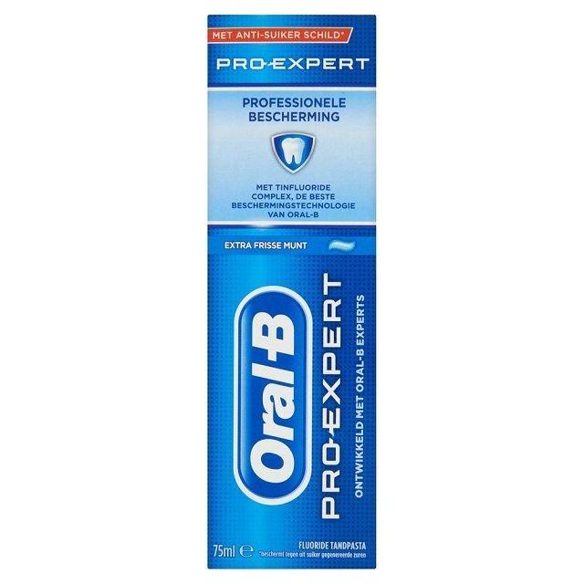 Oral B Tandpasta pro expert professionele bescherming - 75ml