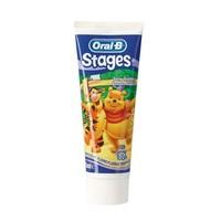 Oral B Tandpasta stage 0-5 jaar - 75ml