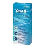 Oral B Super floss - 50st