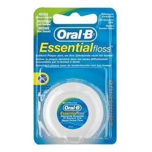 Oral B Oral B Essential mint floss - 50mtr