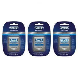 Oral B Oral B Pro-Expert Premium floss - Voordeel 3 x 40mtr