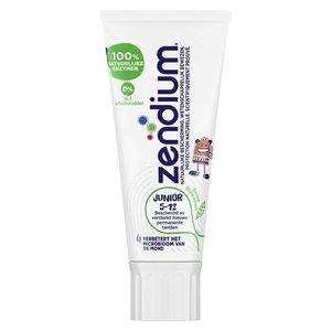Zendium Zendium Tandpasta junior 5-12 jaar - 50ml