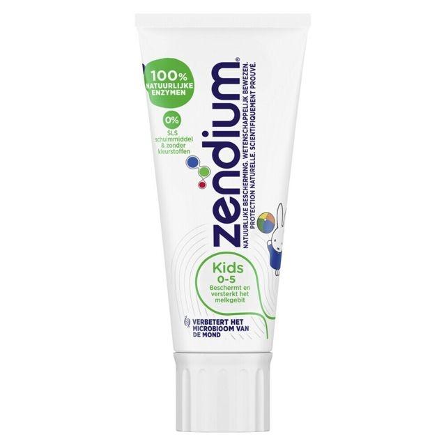 Zendium Tandpasta kids 0-5 jaar - 50ml