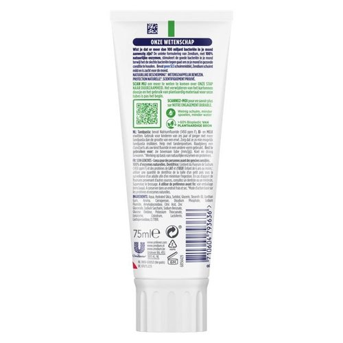 Zendium Zendium Tandpasta tandvlees protect - 75ml