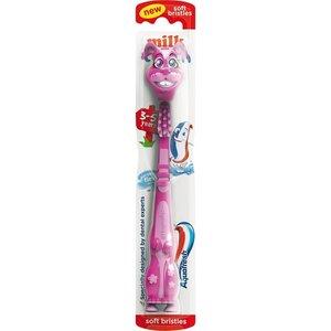 Aquafresh Aquafresh Tandenborstel kids soft 3 - 5 jaar (stage2) - 1st