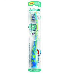 Aquafresh Aquafresh Tandenborstel kids junior teeth 6+ (stage3)  - 1st