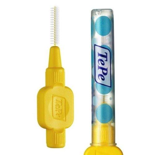TePe TePe Interdentale ragers origineel geel 0,7mm - 8st