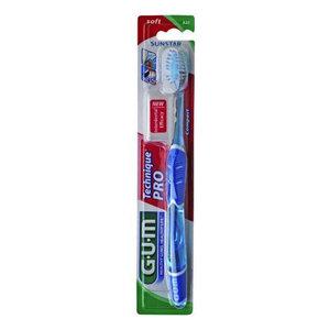 GUM GUM Tandenborstel technique pro soft - 1st