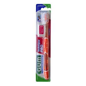 GUM GUM Tandenborstel technique pro medium - 1st