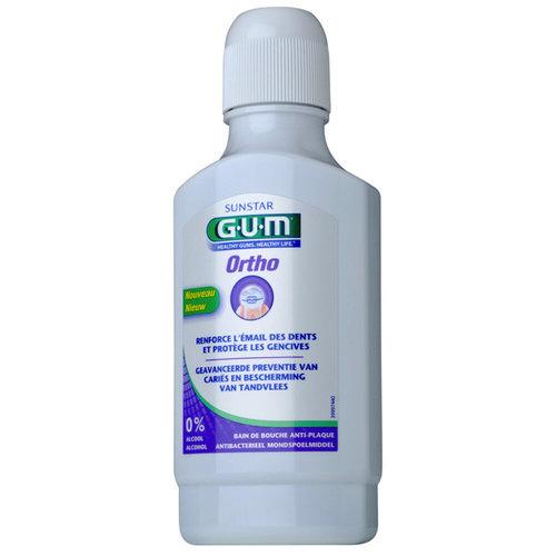 GUM GUM Ortho mondspoelmiddel - 300ml