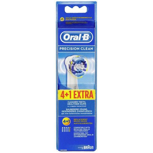 Oral B Oral B Opzetborstel EB20 precision clean - 4 + 1st