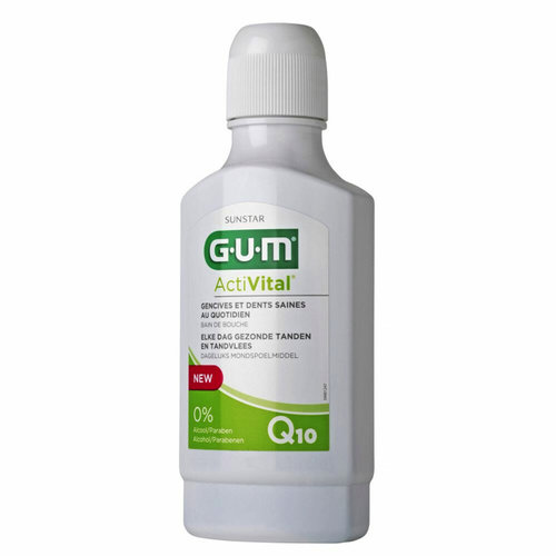 GUM GUM Activital mondspoelmiddel - 300ml