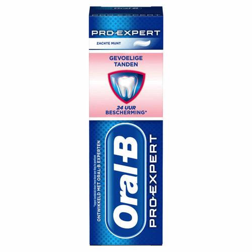Oral B Oral B Tandpasta Pro Expert gevoelige tanden & whitening - 75ml