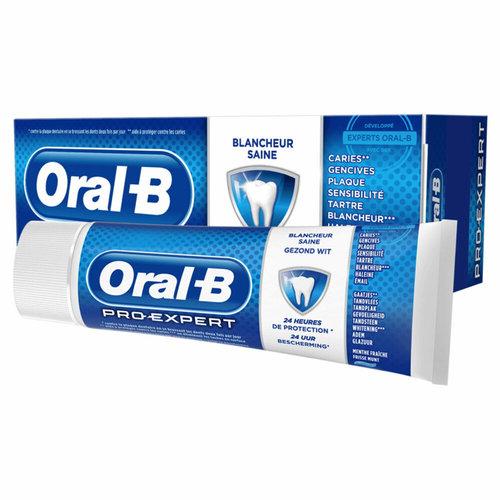 Oral B Oral B Tandpasta Pro Expert gezond wit - 75ml