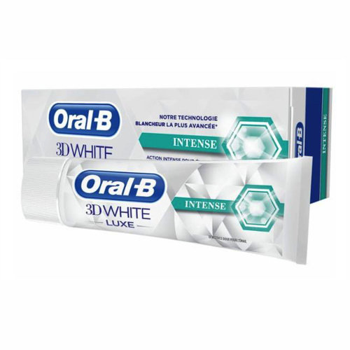 Oral B Oral B Tandpasta 3D white intens - 75ml