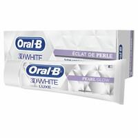 Oral B Tandpasta 3D white luxe parelglans - 75ml