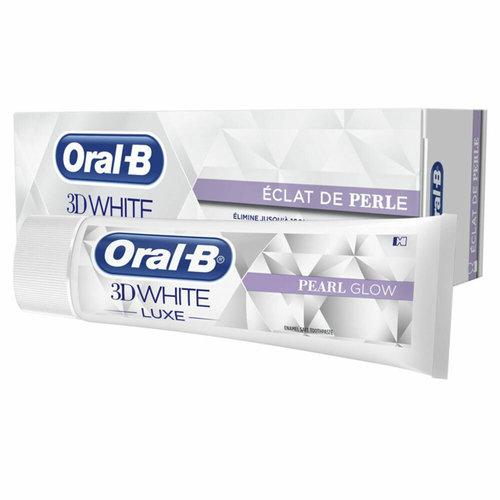 Oral B Oral B Tandpasta 3D white luxe parelglans - 75ml