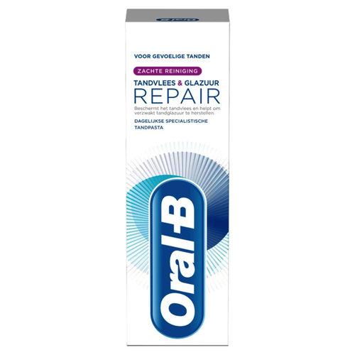Oral B Oral B Tandpasta Tandvlees & Glazuur Repair Zachte Reiniging - 75ml