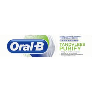 Oral B Oral B Tandpasta Purify zachte whitening - 75ml