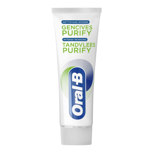 Oral B Oral B Tandpasta Purify intense reiniging - 75ml