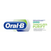 Oral B Tandpasta Purify extra fris - 75ml