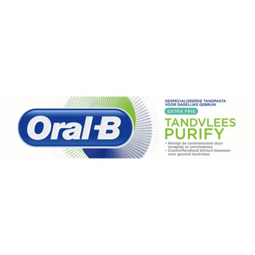 Oral B Oral B Tandpasta Purify extra fris - 75ml