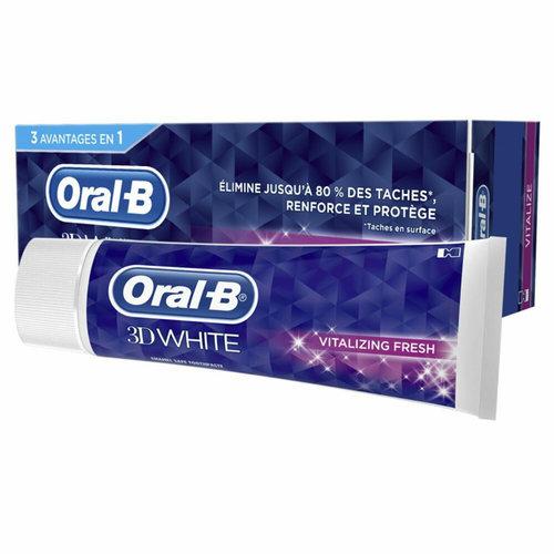 Oral B Oral B Tandpasta 3D white luxe vitalize - 75ml