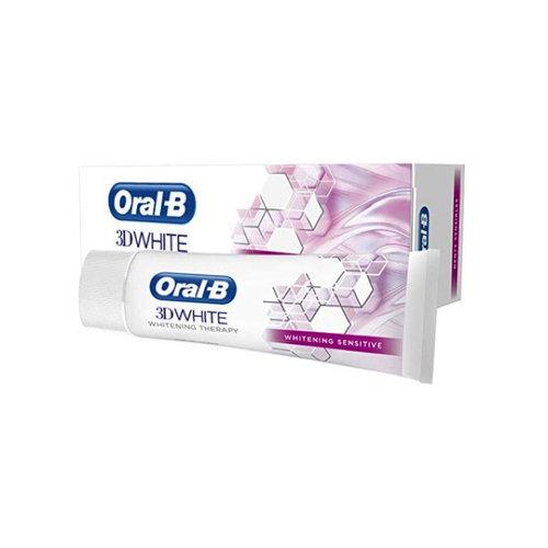 Oral B Oral B Tandpasta 3D white luxe sensitive - 75ml