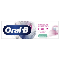 Oral B Tandpasta Gevoeligheid & Tandvlees calm extra fris - 75ml
