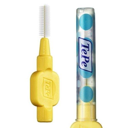 TePe TePe Interdentale ragers extra soft lichtgeel 0,7mm - 8st