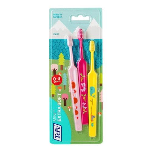 TePe TePe Mini x-soft tandenborstel - 3st