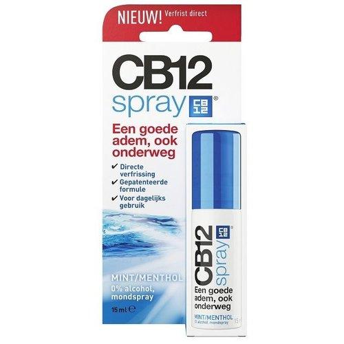 CB12 CB12 Mondspray - Voordeel 6 x 15ml