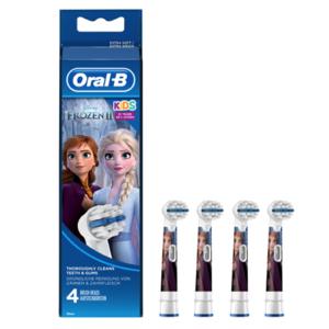 Oral B Oral-B Opzetborstel Kids Frozen - 4st