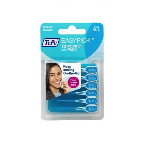 TePe TePe Easypick M/L Pocket Pack - 12st
