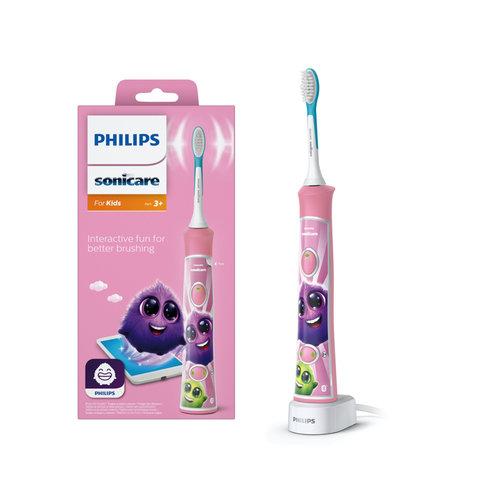 Philips  Philips Sonicare For Kids elektrische tandenborstel roze HX6352/42 - 1st