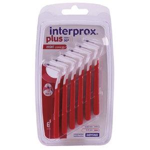 Interprox Interprox Plus ragers mini conical rood 2-4 mm - 6st