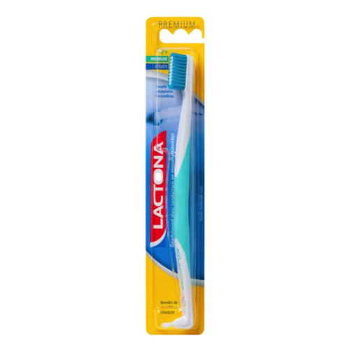 Lactona Lactona tandenborstel IQ+ medium - 1st