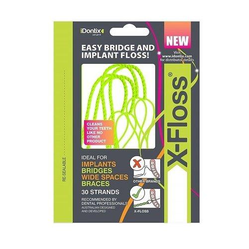 iDontix iDontix X-floss regular - Voordeel 3 x  30st