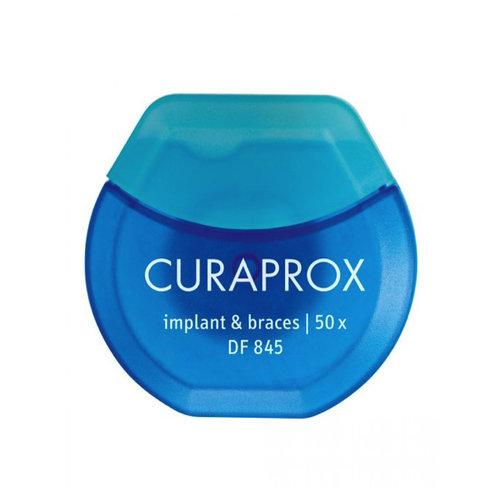 Curaprox  Curaprox DF 845 Implantaat & Beugel - 50st